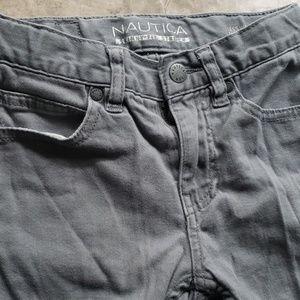 Gray nautica jeans